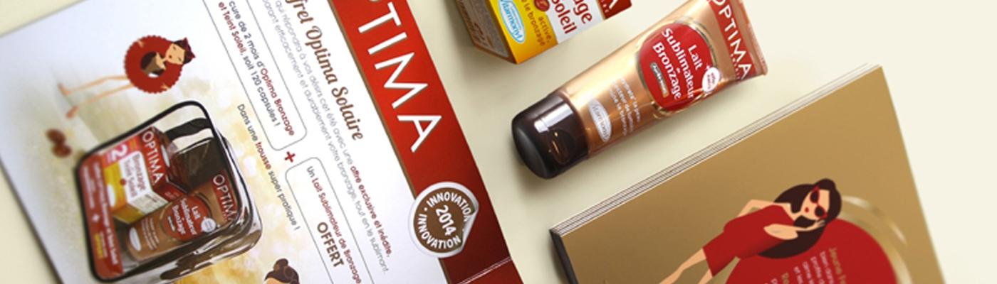 Optima Edition Packaging Dossier de presse
