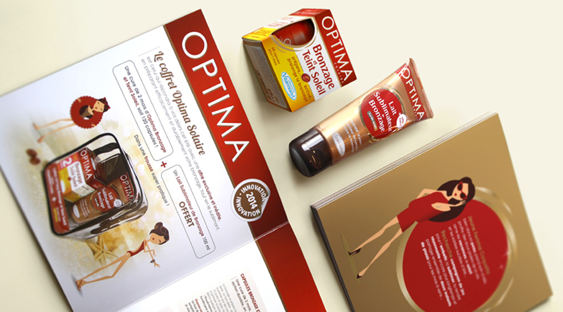Optima Edition Packaging Dossier de presse